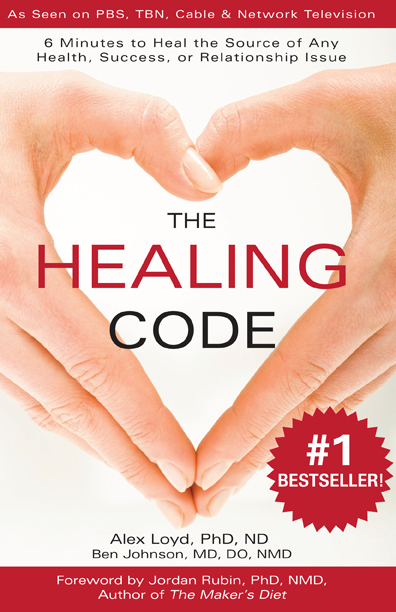 The Healing Code book cover